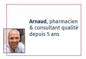 Interview Arnaud